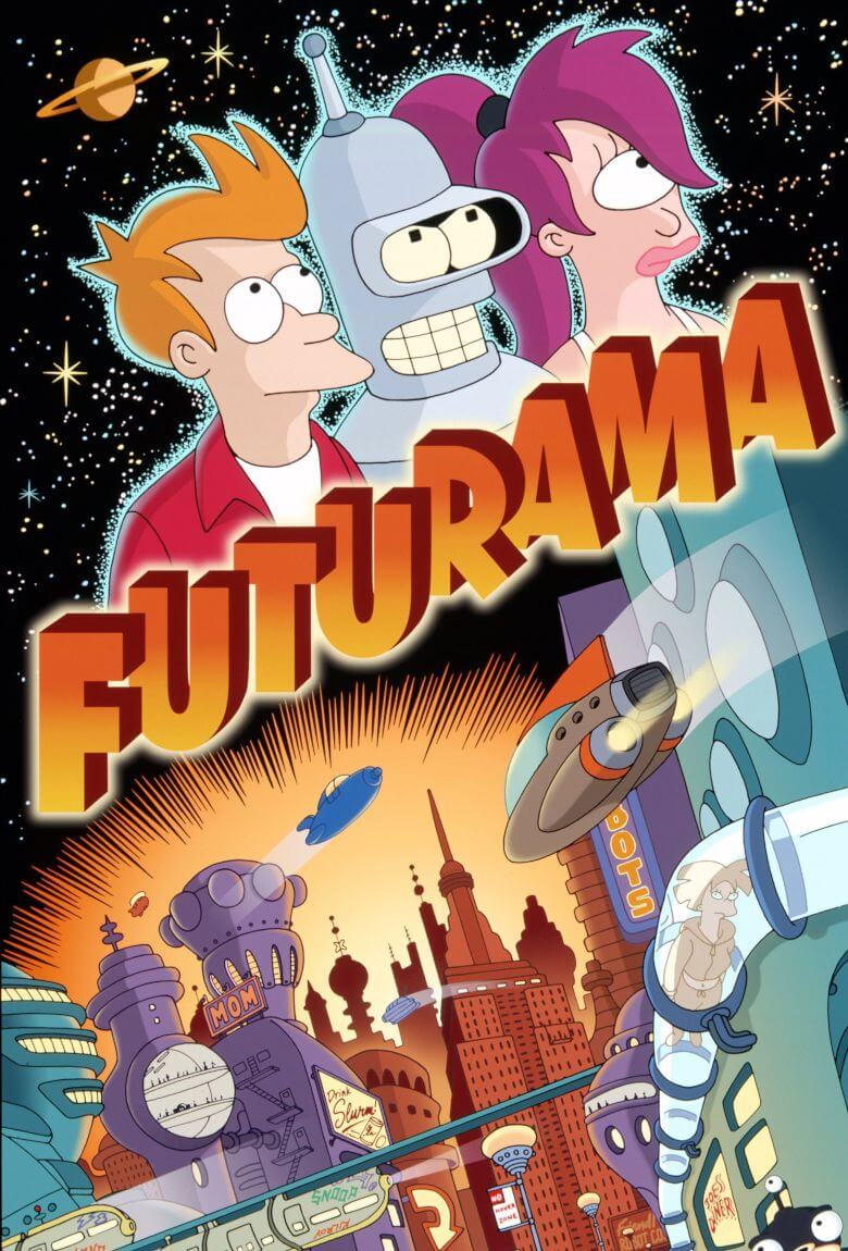Futurama cumple 20 años de su estreno