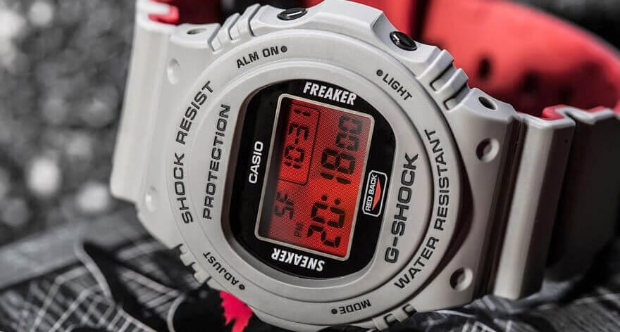 G Shock y All City Canvas te tienen una sorpresa