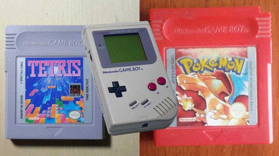 Game Boy celebra 30 años de vida