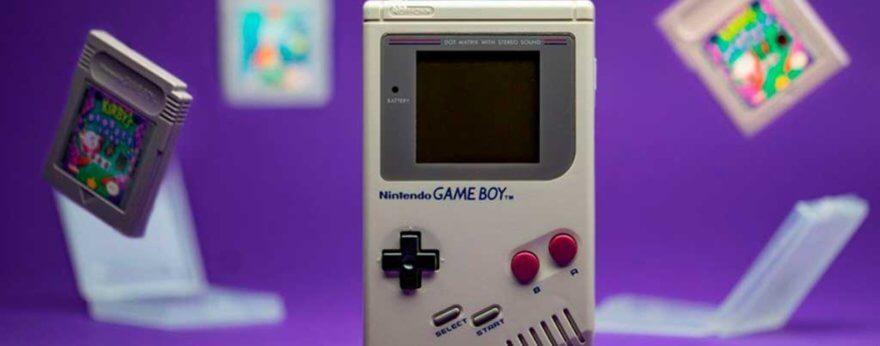 Game Boy celebra su 30 aniversario