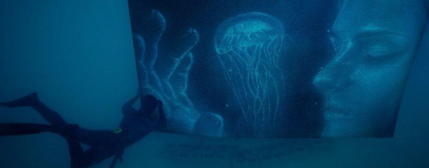 Hula ha creado una pintura ecofriendly bajo el agua