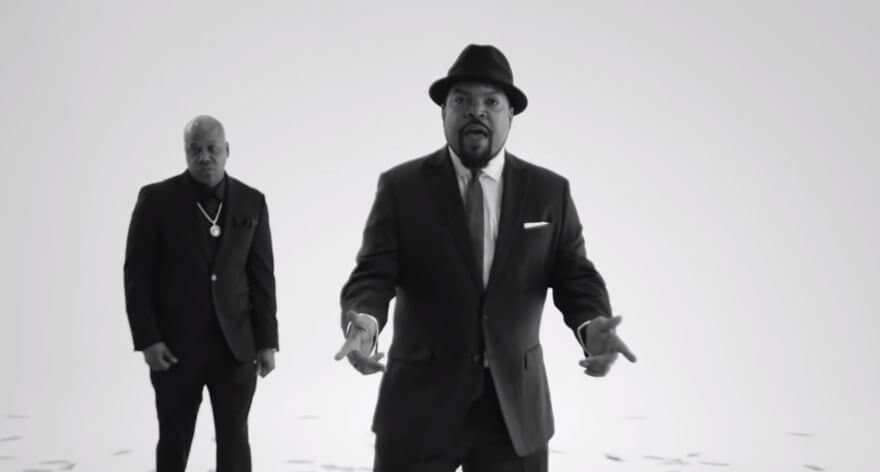 Ice Cube estrena el video de Ain't Got No Haters