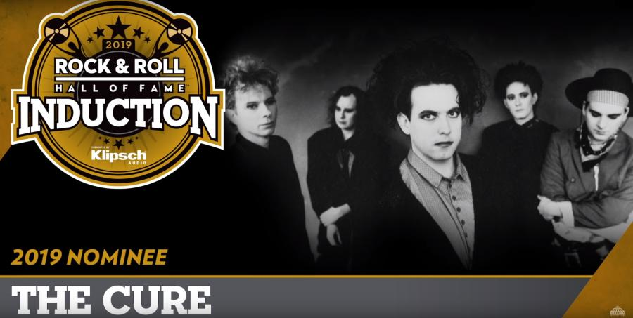The Cure nominados para el Rock and Roll Hall Of Fame