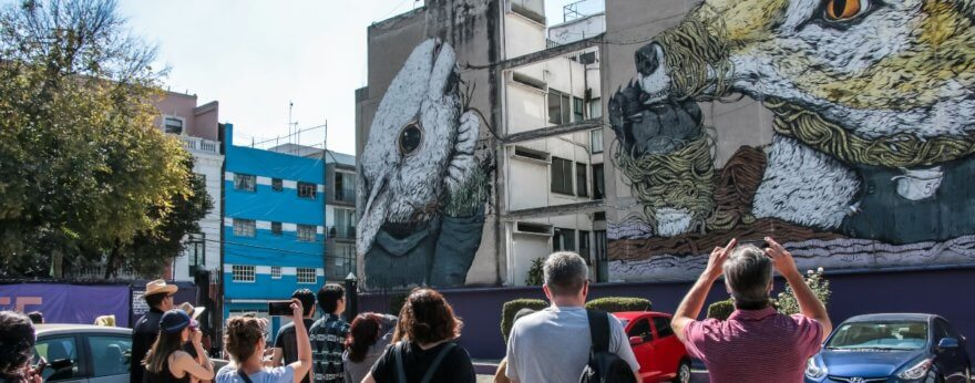 Tours de Street Art por All City Canvas