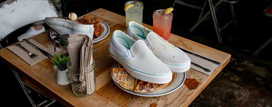 Vans y Sweet Chick presentan «Off The Waffles»