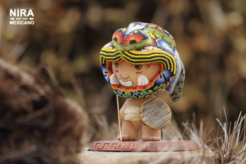 art toys mexicanos de colección