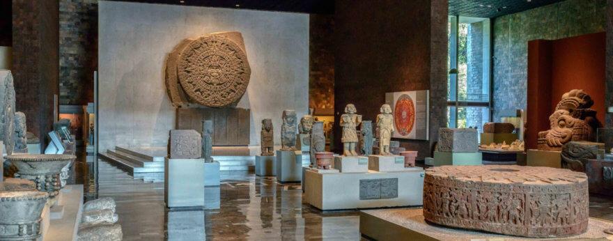 Museo Nacional de Antropología, el mejor de México