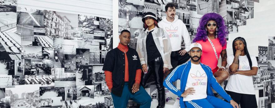La colección inclusiva de adidas titulada «Love Unites»