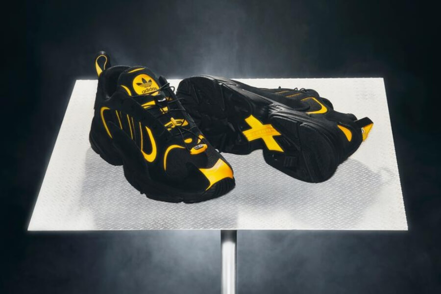 adidas Originals se une con WANTO y crearon un Yung-1