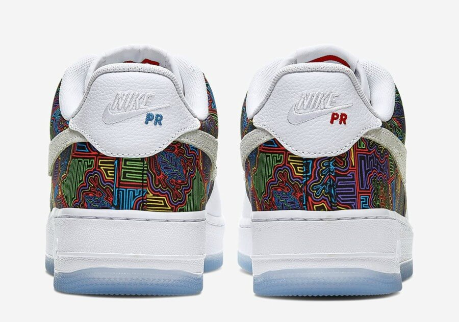 Nike Air Force 1 Puerto Rico