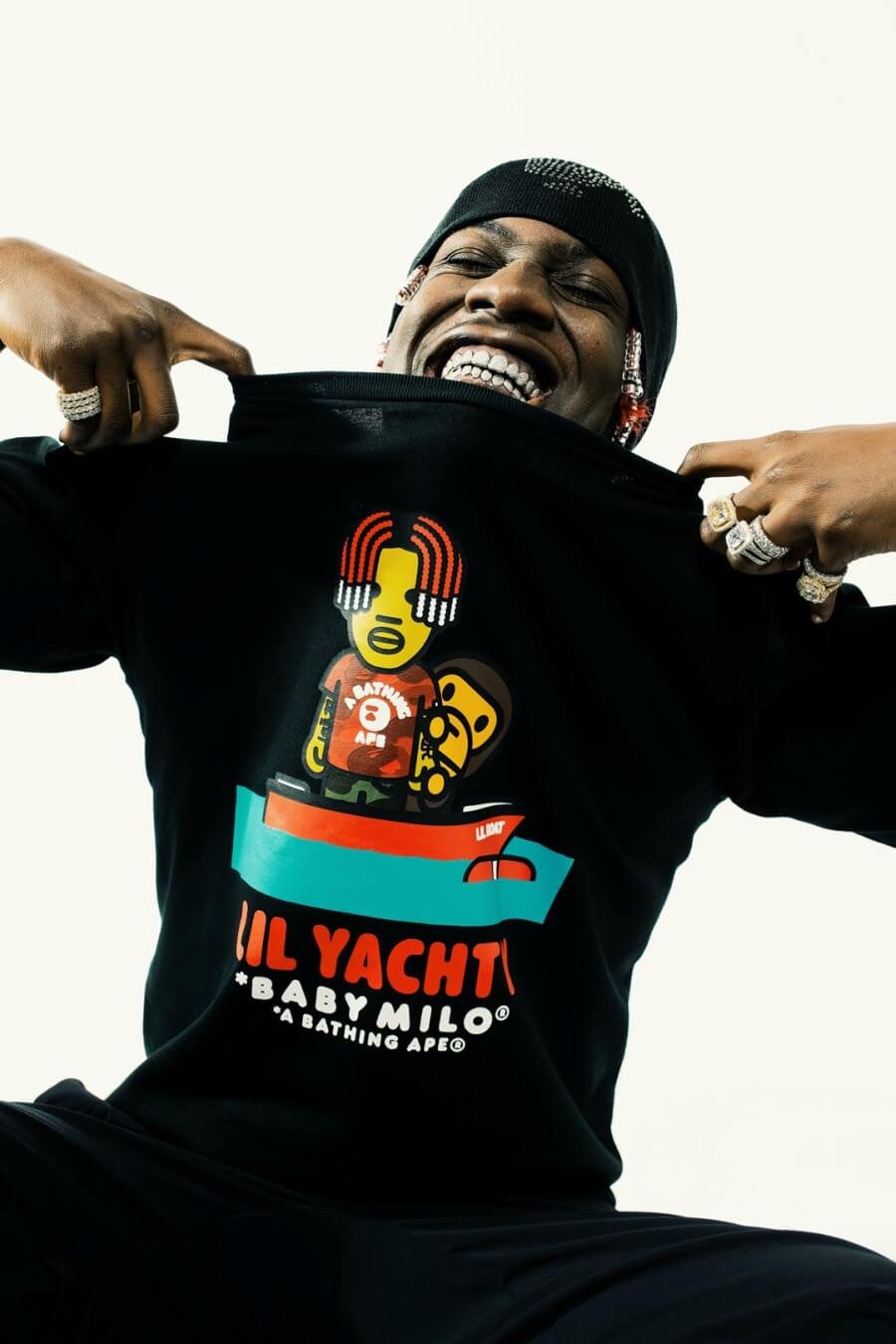 Bape y Lil Yachty