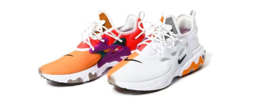 BEAMS presenta su colaboración con Nike React Presto