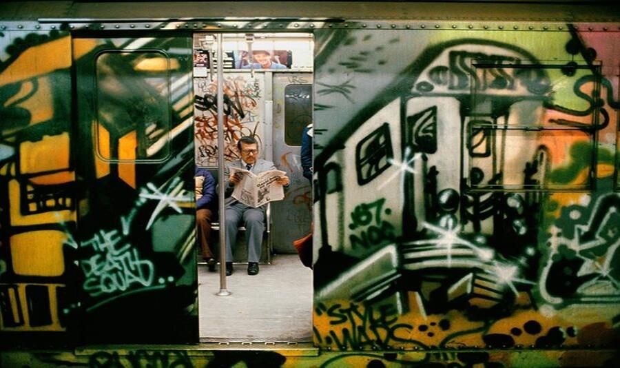 La muestra más importante de street art