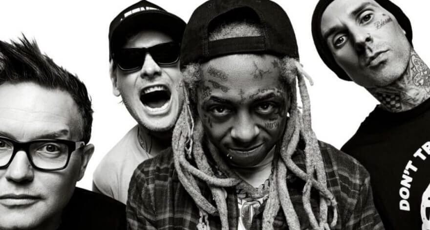 Blink 182 y Lil Wayne anuncian gira en conjunto