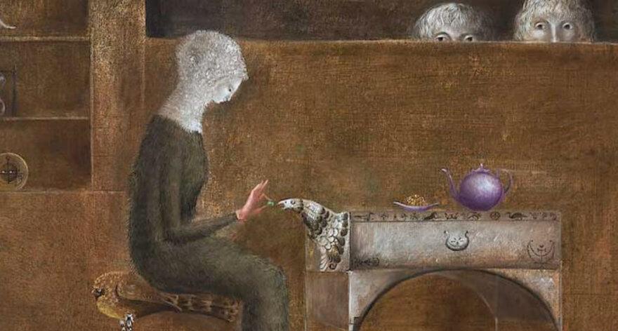 Exposición gratuita de Leonora Carrington en la CDMX
