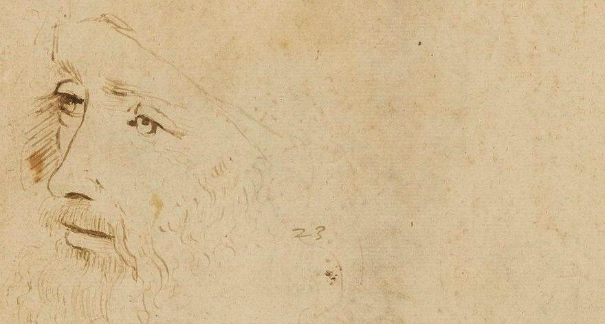 Descubrieron nuevo retrato de Leonardo da Vinci
