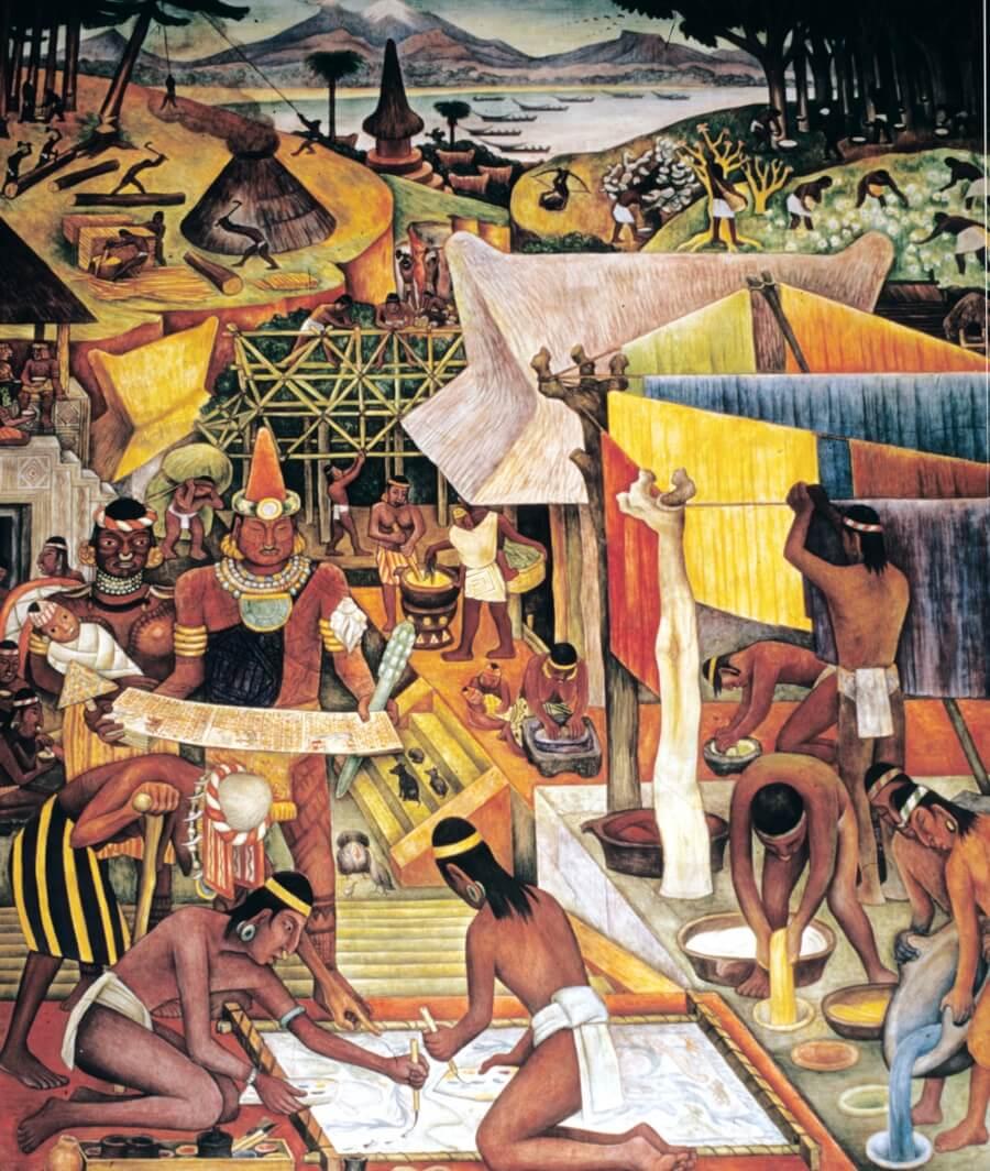 El Whitney Museum exhibirá muralismo mexicano