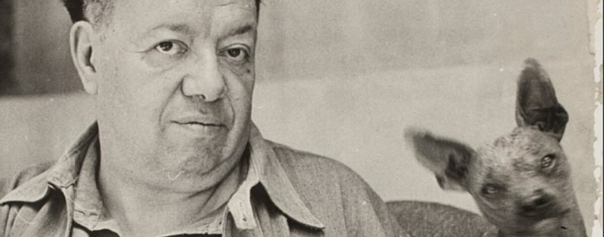 Obra de Diego Rivera valuada en 1 millón de dólares