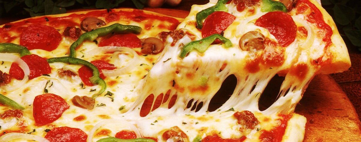 DOM Pizza Checker busca la perfección en la pizza