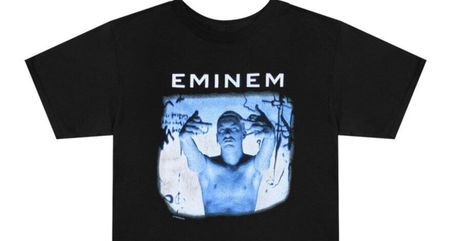Eminem nos regala una cápsula por 20 aniversario