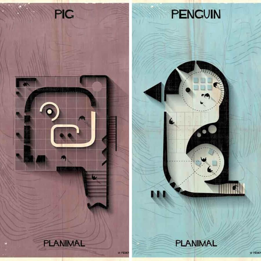 ilustraciones de Federico Babina
