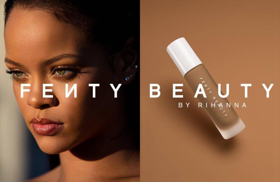 Rihanna y LVMH lanzan Fenty