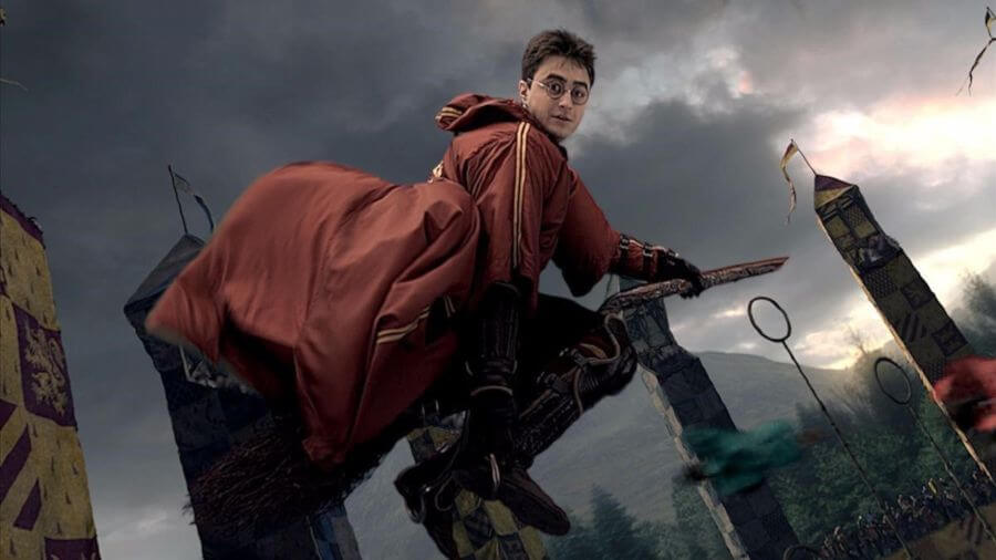 Fotografía de Harry Potter