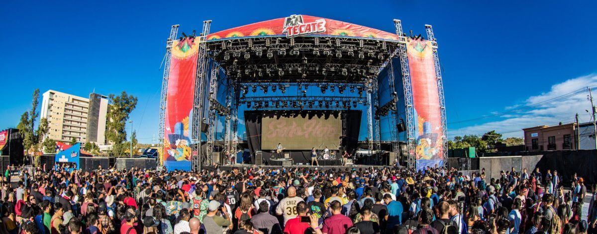 Festival Tecate Sonoro anuncia su cartel 2019