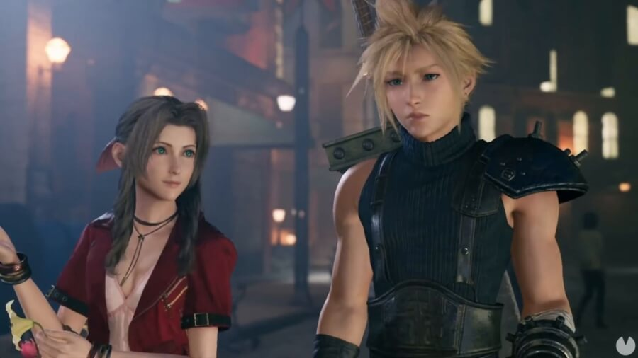Final Fantasy VII Remake podría estar cerca