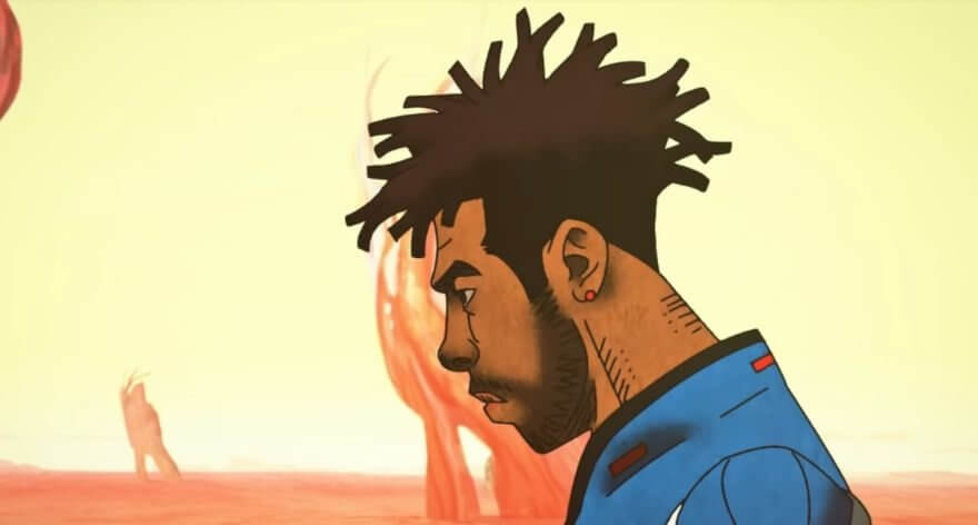 Flying Lotus lanza video animado de «More»