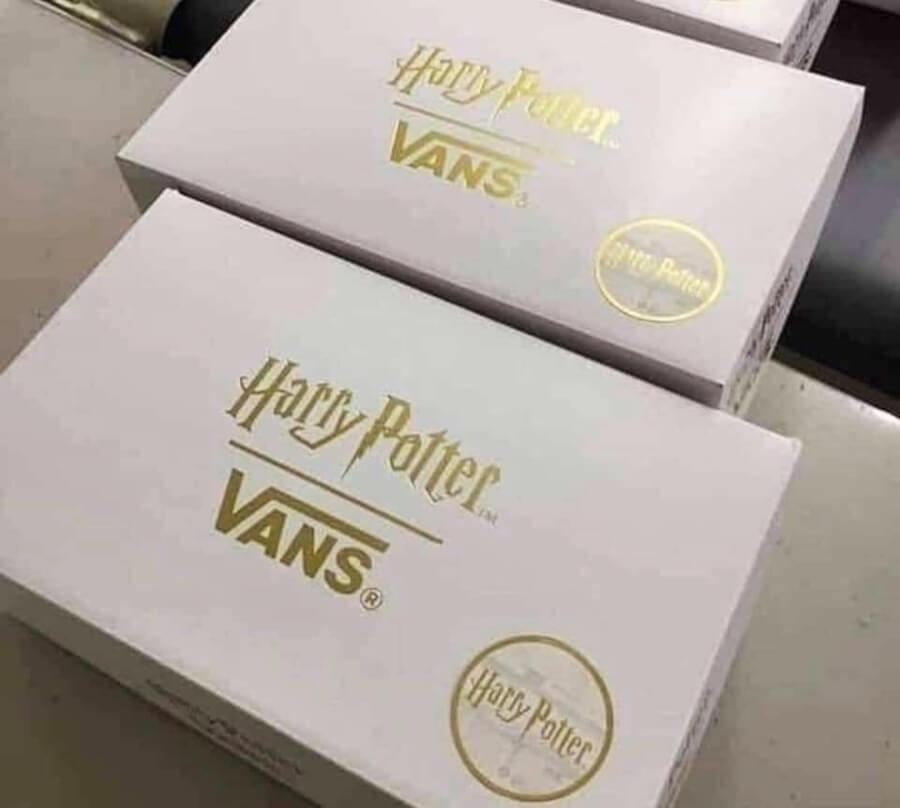 Vans x Harry Potter anuncian colaboración