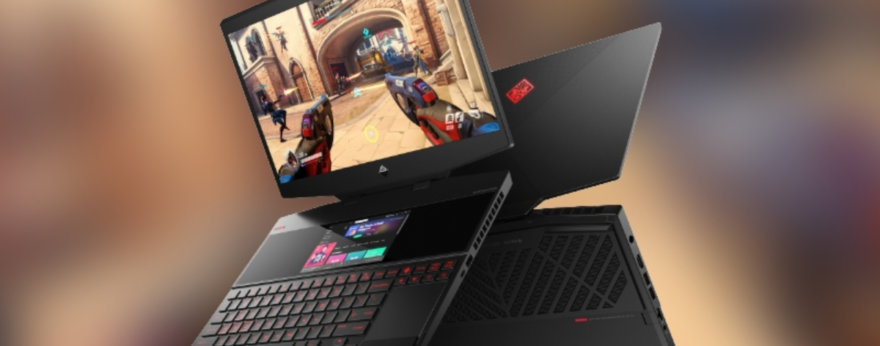 Laptop de pantalla doble: un 'must' para gamers