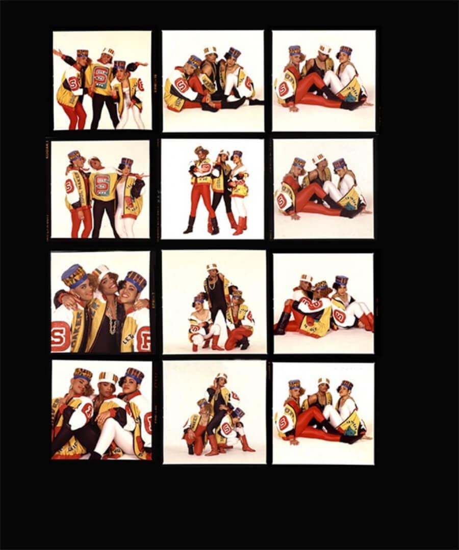 exposición de fotografías del hip hop