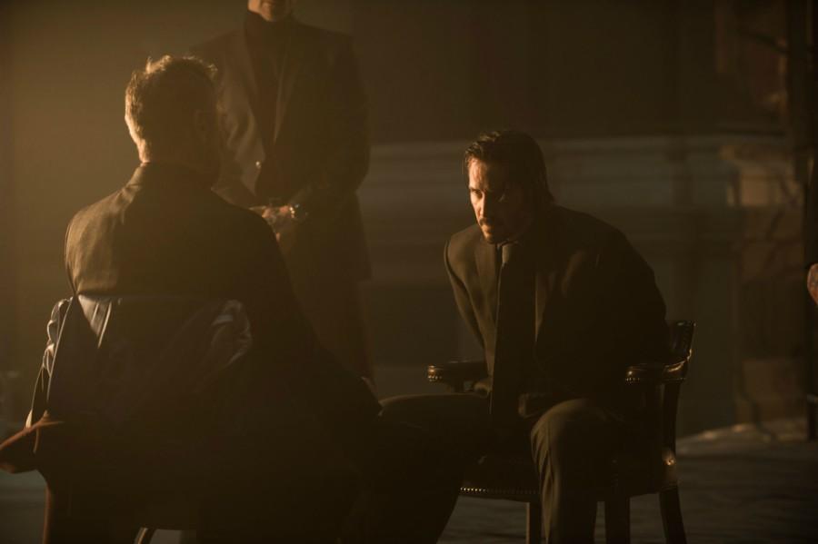 Escena de la película de John Wick