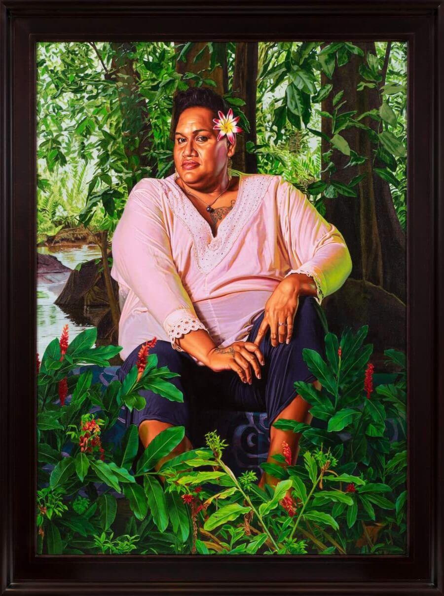 """Kehinde Wiley y su exposición """"Tahití"""""""