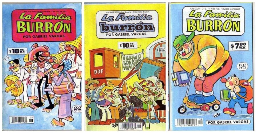 La Familia Burrón