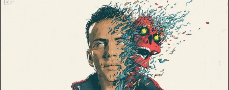 Logic estrena «Confessions of a Dangerous Mind»