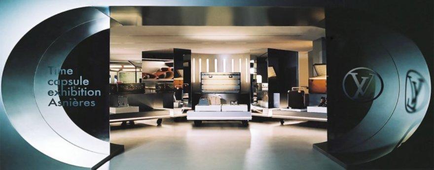 Louis Vuitton llega a la CDMX con «Time Capsule»