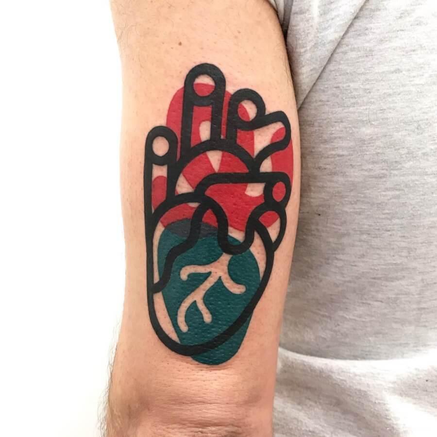Mattia Mambo: un nuevo estilo de tatuajes