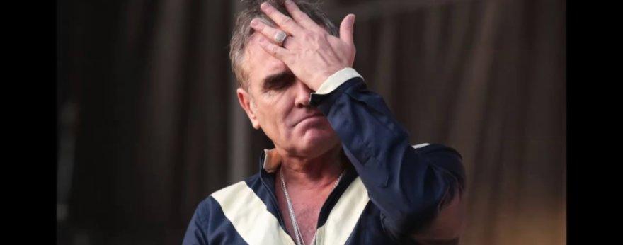 Morrisey sufre una ola de censura con su nuevo CD