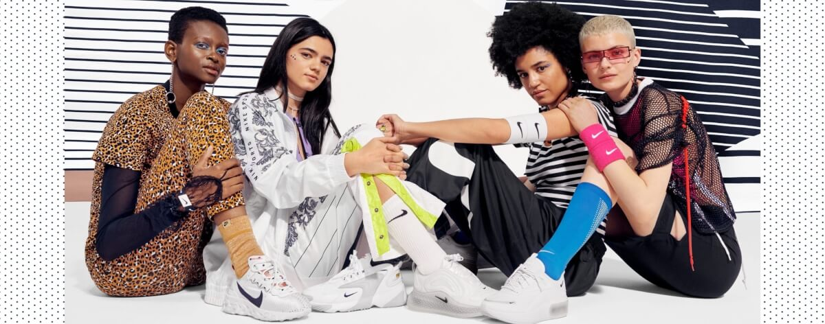 Nike liberó 12 sneakers para Women's World Cup