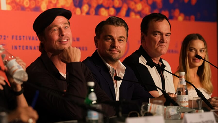 Conferencia de prensa de la película