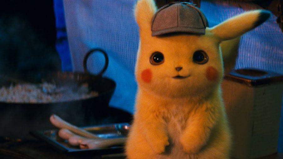 Escena Detective Pikachu