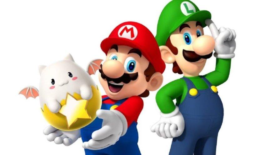 Mario y Liuigi