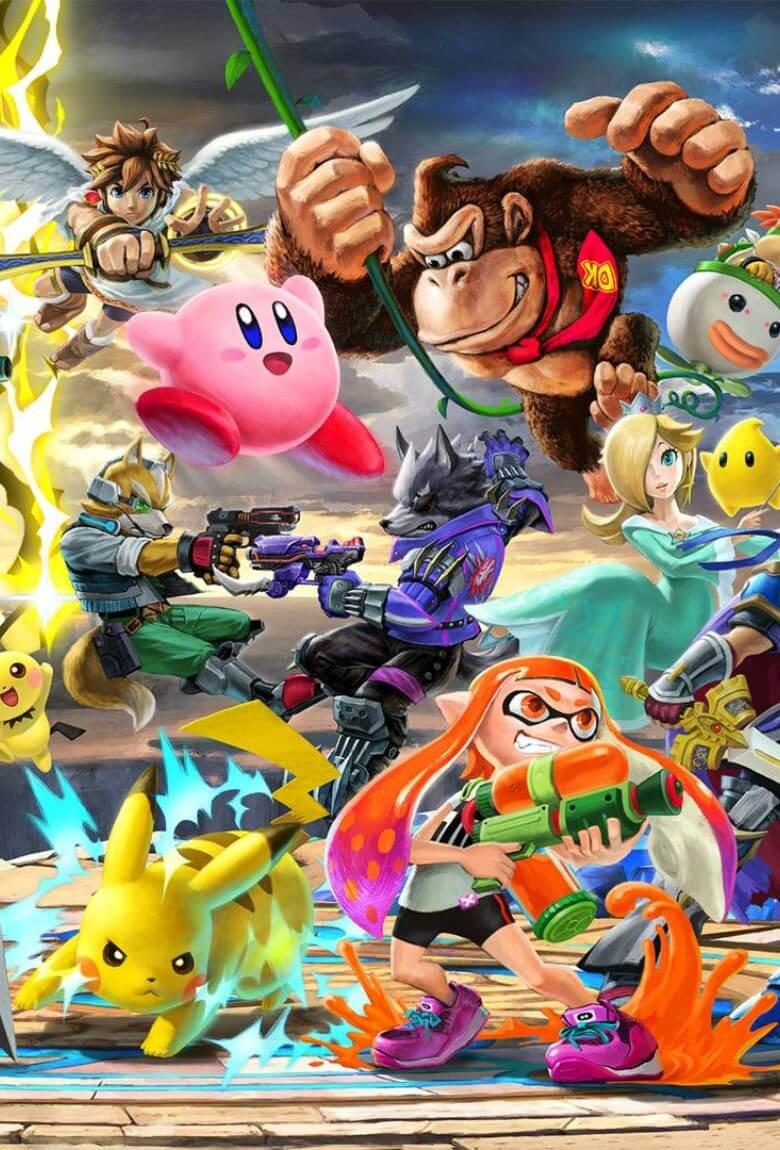 Película de Super Smash Bros no tan lejos de la realidad