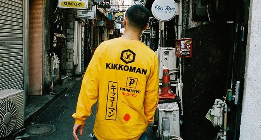 Primitive anuncia nueva colaboración con Kikkoman