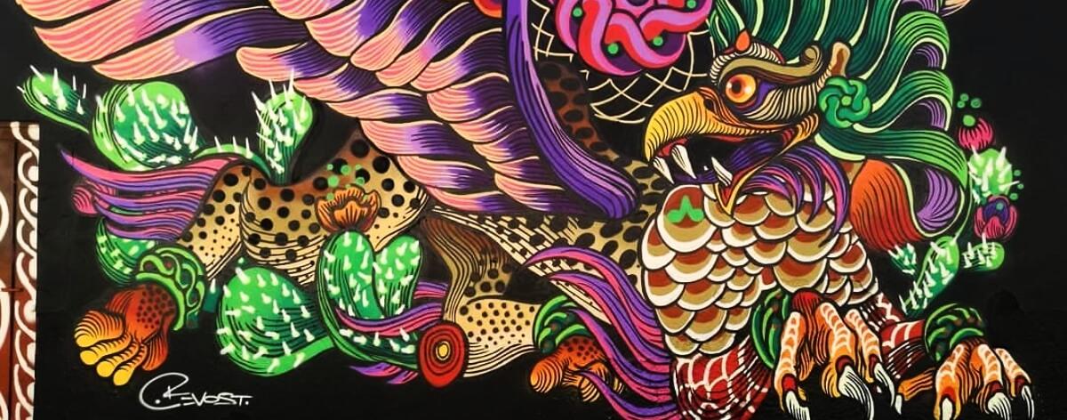 Revost, simbiosis cultural en el street art
