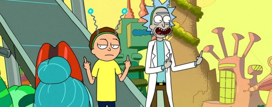 Rick y Morty ya tienen fecha para la cuarta temporada