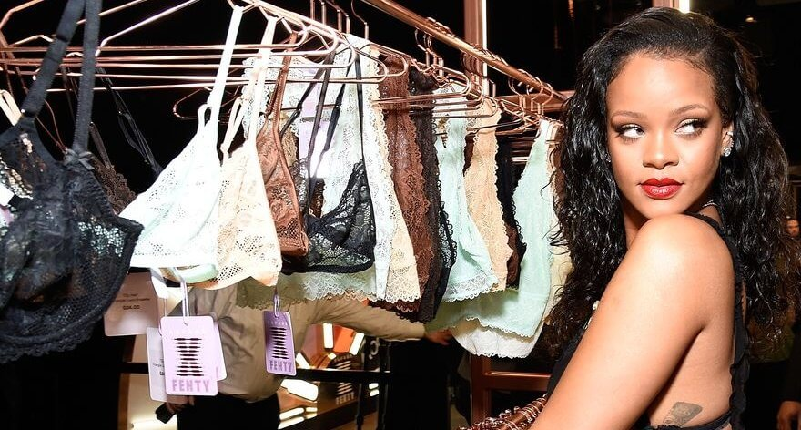 Rihanna y LVMH estrenarán su nueva marca Fenty