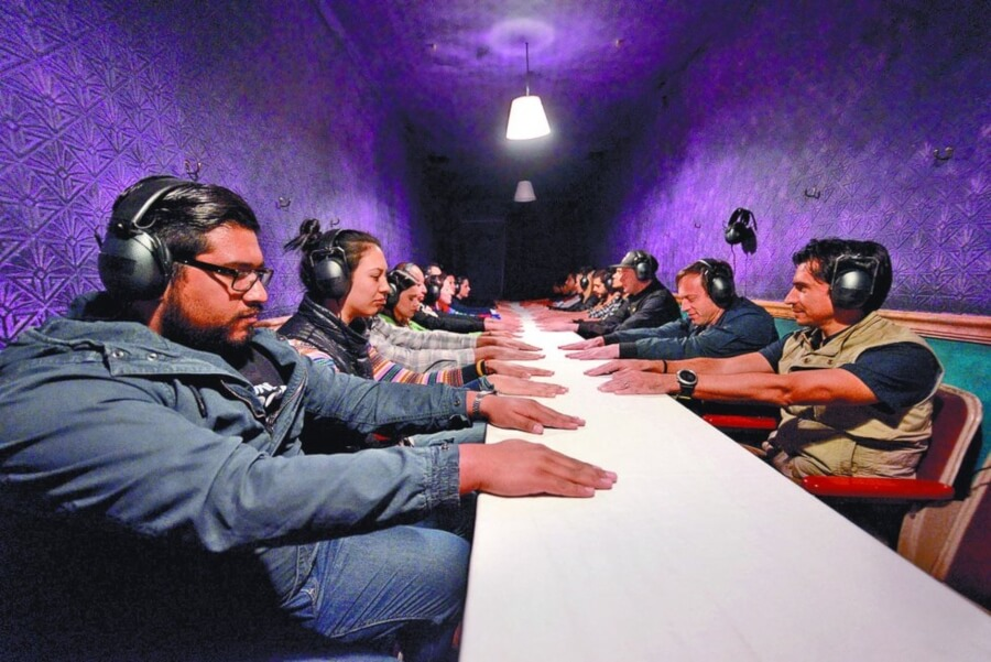 OBRA DE TERROR INMERSIVA EN MÉXICO